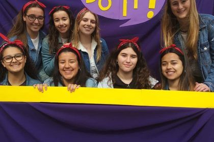 Feminisme A L'escola #VOLEM